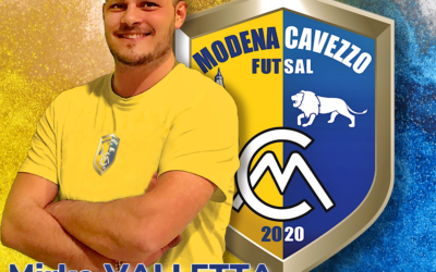 Nuovo membro dello staff tecnico: Mirko Valletta nello staff dell'under 19!