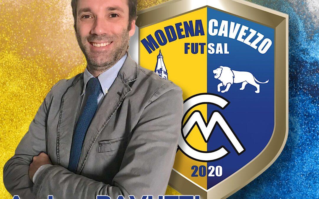 Passato, presente e futuro: Andrea Bavutti tra le colonne del MCF!