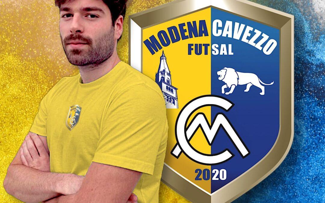 """""""Non cambiate… Canale, il Modena Cavezzo fa sul serio!"""": Il classe '98 è un nuovo bianco-gialloblù."""
