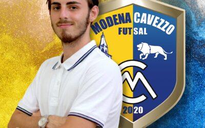 Al Modena Cavezzo Futsal si puntella anche lo staff tecnico: Vincenzo Liguori affiancherà Soria nella formazione under 15!