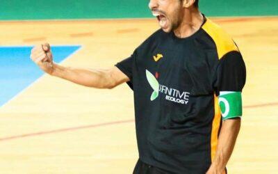 Si ritira Luca Brex: il saluto del Modena Cavezzo Futsal.