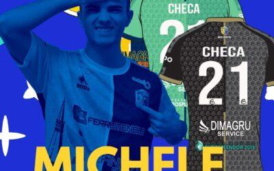 Michele Checa ed il Modena Cavezzo ancora insieme!