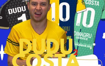 L'oro del Modena Cavezzo: Dudu Costa non si muove.