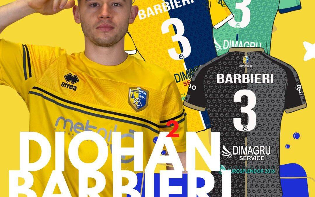 L'uomo della promozione è ancora quì: Diohan Barbieri è un leone!