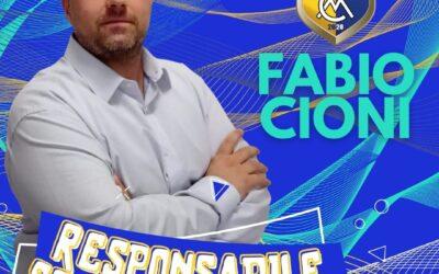 Fabio Cioni nuovo responsabile del settore giovanile!